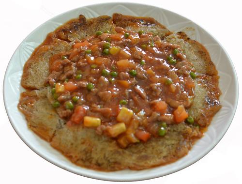 番茄牛菘煎米粉B