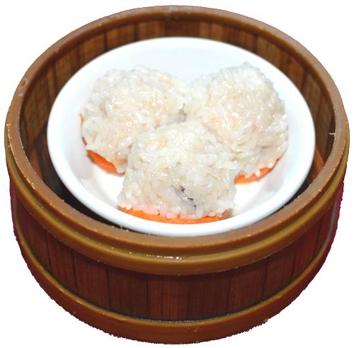 糯米肉丸 1