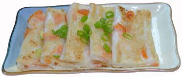 蝦米煎腸粉c